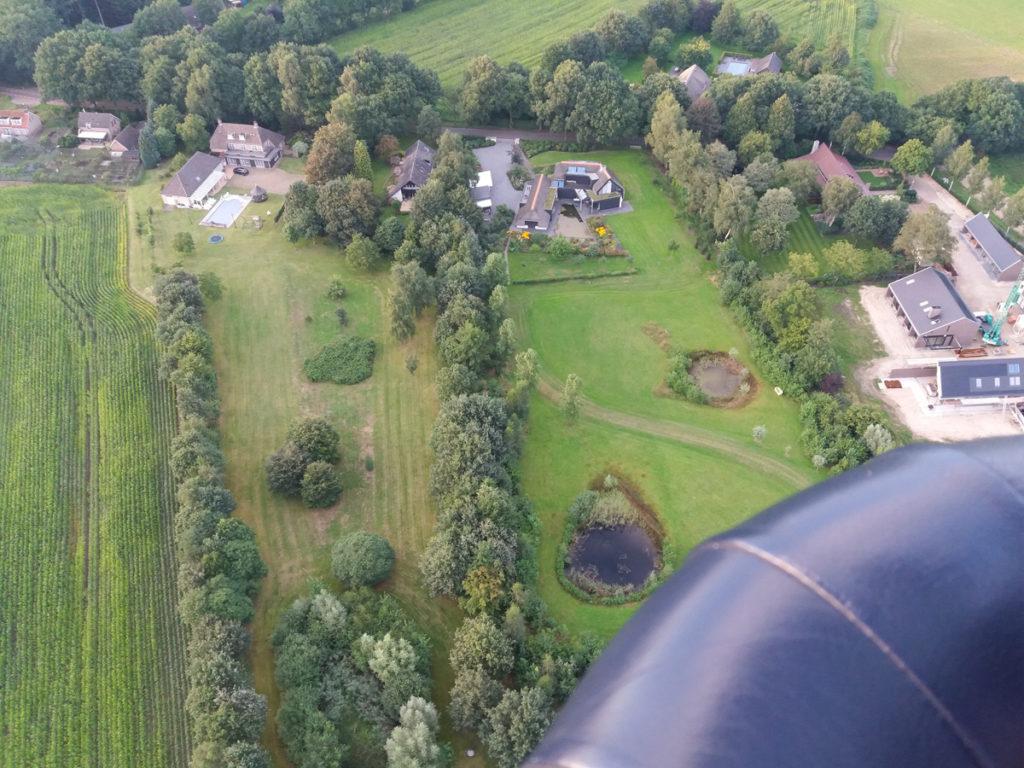 Ballonvaart  naar Eygelshoven